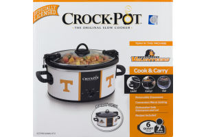 Crock-Pot University of Tennessee - 6 Quart