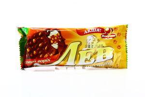Мороженое ванильно - ореховое с фундуком Лакомка 85г