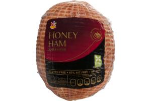 Ahold Honey Ham - Water Added