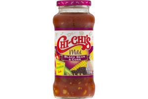 Chi-Chi's Mild Black Bean & Corn Salsa
