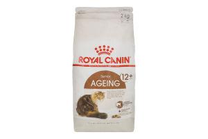 Корм для котов Royal Canin AGEING +12