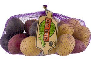 Urban Roots Specialty Produce Confetti Pee Wee Potatoes
