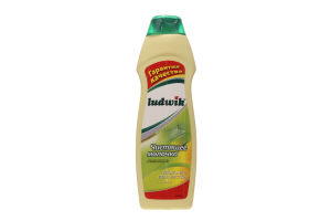 Молочко чистящее Ludwik лимонное