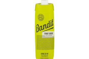 Bandit Pinot Grigio California Good to Go