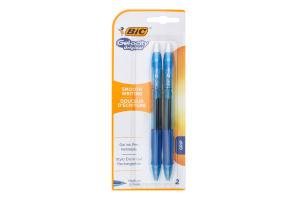 Ручка з гелевими чорнилами Gel-ocity Original BiC 2шт