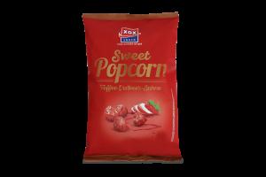 Попкорн XOX со вкусом клубничного крема карамелиз