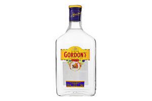 Джин 0.35л 37.5% Gordon's пл
