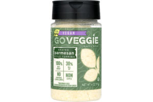 Go Veggie Grated Parmesan Style Topping