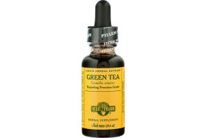 Herb Pharm Green Tea Liquid Herbal Extract