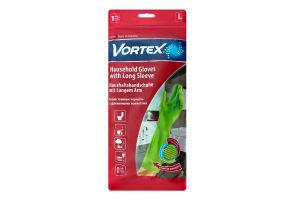 Рукавички господарчі з подовженими манжетами L Vortex 1пара