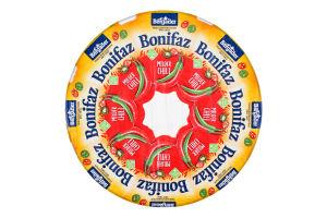 Сир 70% з перцем чилі Bonifaz Bergader кг