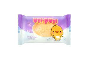Мыло туалетное детское с экстрактом подорожника Uti-Puti 75г