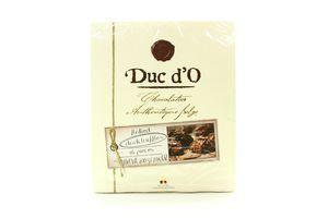 Цукерки Трюф.чор.56% какао Duc d'O 250г