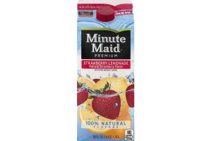 Minute Maid Premium Strawberry Lemonade