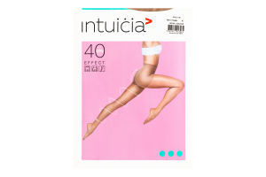 Колготки жіночі Intuicia Effect 40den 4 vizone