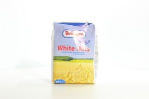 Хлопья овсяные Super White Oats Bruggen 500г