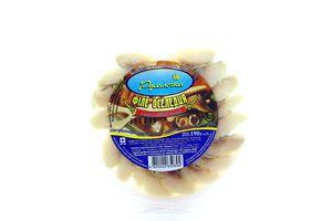 Сельдь филе-кусочки в уксусно-масляной заливке Русалочка 190г
