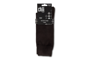Носки мужские Chili New Men 29-30 черные