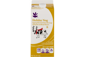 Ahold Holiday Nog