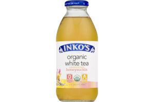 Inko's Organic White Tea Honeysuckle Unsweetened