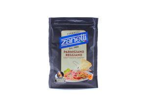 Сыр 32% Пармиджиано Реджиано Италия тертый Zanetti 100г
