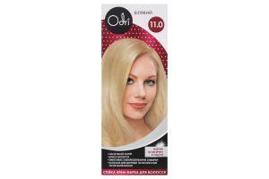 Odri крем-фарба для волосся стійка 11.0 new