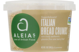 Aleia's Bread Crumbs Italian