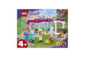 Конструктор для детей от 4лет №41440 Heartlake City Bakery Friends Lego 1шт