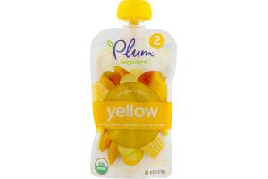 Plum Organics Stage 2 Yellow