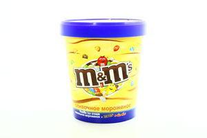 Морозиво M&M's стакан 345г