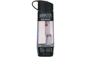 Brita Bottle Water Filtration System Hard-Sided