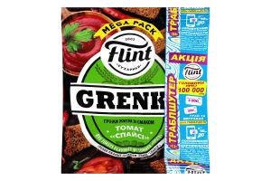 Гренки ржаные со вкусом томата Спайси Flint м/у 110г