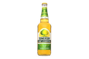 Сидр 0.5л 4.7% Somersby Яблучний пл