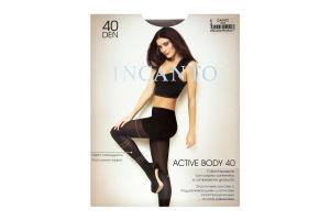 Колготки жіночі Incanto Active Body 40den 3-M daіno