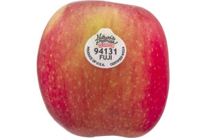 Nature's Promise Organic Fuji Apple