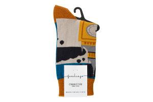 Шкарпетки Feeelings Creative №467 36-40 Англія