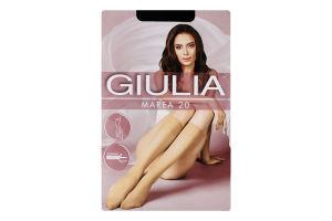 Гольфи жіночі Giulia Marea 20den 23-25 nero 2пари