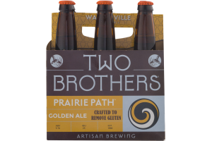 Two Brothers Prairie Path Golden Ale - 6 PK