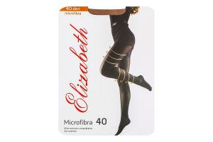 Колготи жіночі Elizabeth Microfibra 40den 2 visone