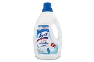 Засіб для ополіскування дезінфекційний Свіжість бавовни Lysol 1.2л