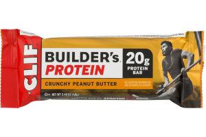 Clif Builder's Protein Bar Crunchy Peanut Butter