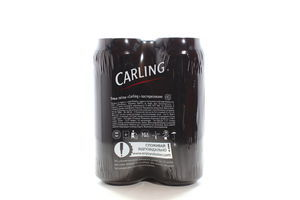 Пиво Carling 4*0.5л ж/б