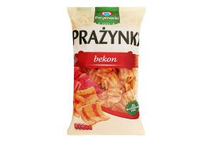 Снеки картопляно-пшеничні Бекон Prazynki м/у 140г