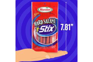Hormel Hard Salami Stix, 3.75 Ounce