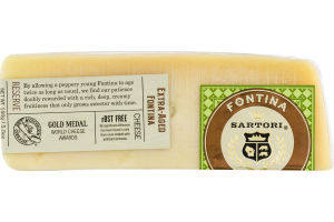 Sartori Extra-Aged Fontina Cheese