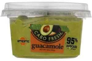 Cabo Fresh Guacamole Authentic