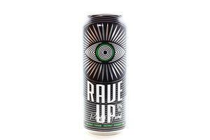 Напій Rave Up екстракт гуарани та зелен. чаю ж/б 8% 0.5л