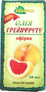 Масло эфирное Адверсо Грейпфрут