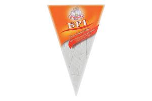 Сыр 50% мягкий Бри Добряна м/у 115г