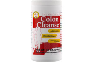 Colon Cleanse The Original Bulk Forming Dietary Supplement